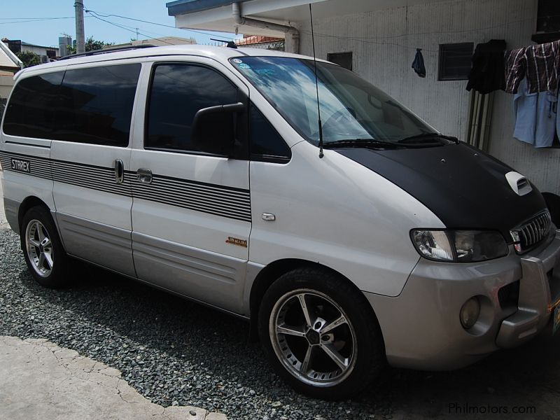 Used Hyundai Starex CRDi for sale in Paranaque City