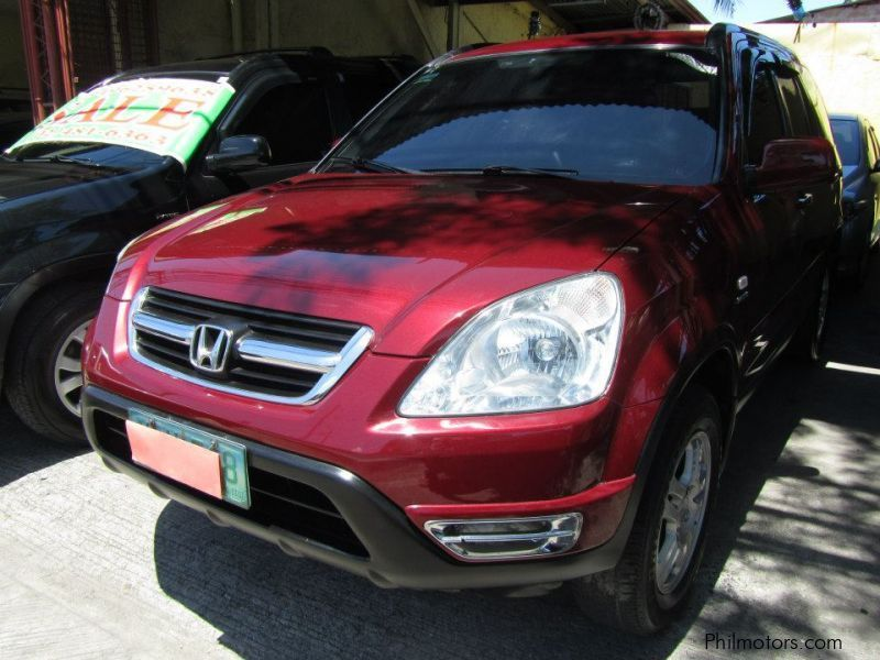 Used Honda CR-V for sale in Laguna