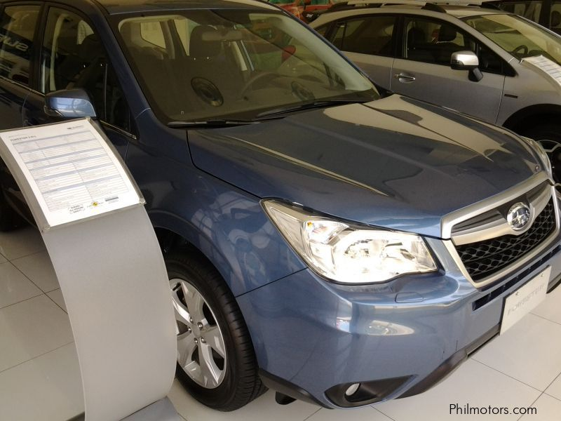 Pre-owned Subaru Forester I-L for sale in Taguig