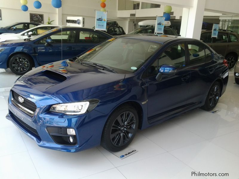 Pre-owned Subaru WRX for sale in Taguig