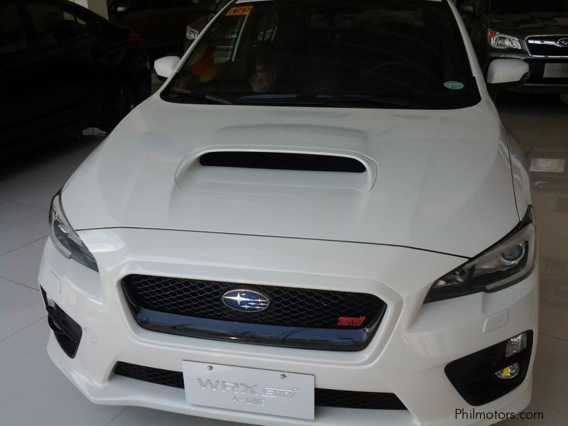 Pre-owned Subaru WRX STI Premium for sale in Taguig