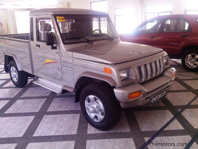 New Mahindra ENFORCER for sale in Paco