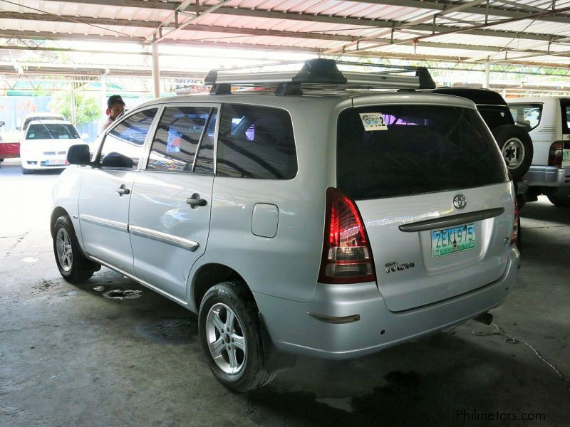 Used Toyota Innova J for sale in Pasay City