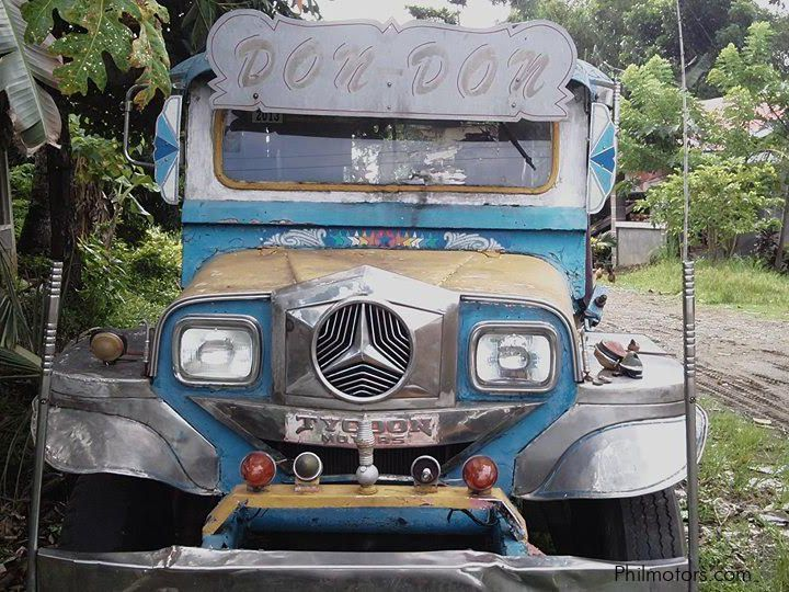 Used Owner Type Rebuilt jeepney for sale in Negros Occidental