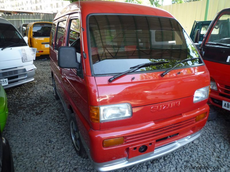 Used Suzuki Suzuki Multicab Scrum Van 4x4 MT for sale in Misamis Oriental