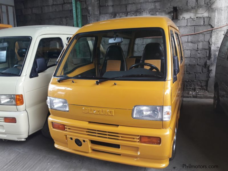 Used Suzuki Scrum Mini van for sale in Misamis Oriental