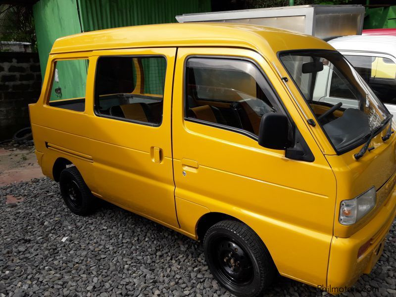Used Suzuki Multcab Scrum Double Cab 4x4 Yellow for sale in Misamis Oriental
