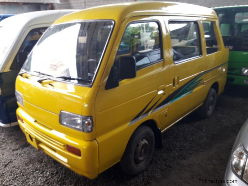 Used Suzuki Multicab Scrum Double Cab 4x2 MT  for sale in Misamis Oriental