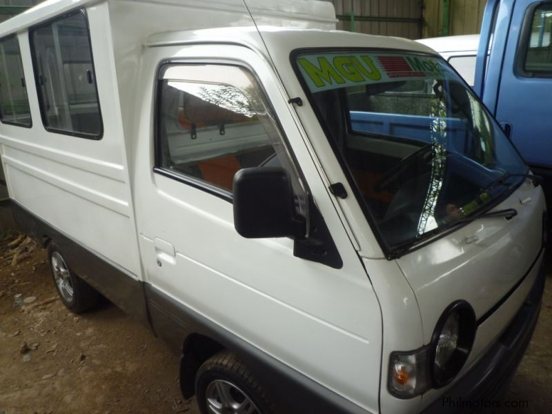 Pre-owned Suzuki Multicab Scrum FB type 4x4 MT White4 for sale in Misamis Oriental