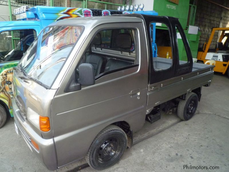 Used Suzuki Multicab Scrum Pickup with Canopy for sale in Misamis Oriental