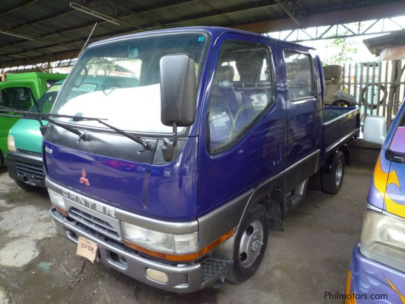 Used Mitsubishi Canter Double cab Truck 4x4 MT  4M40 Engine for sale in Misamis Oriental