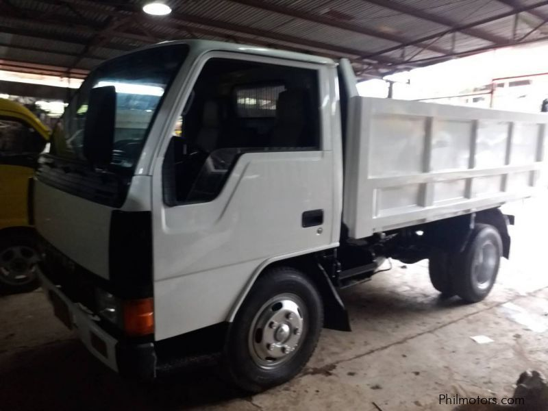 Pre-owned Mitsubishi Canter 4D32  High Deck  High Side Mini Dump  for sale in