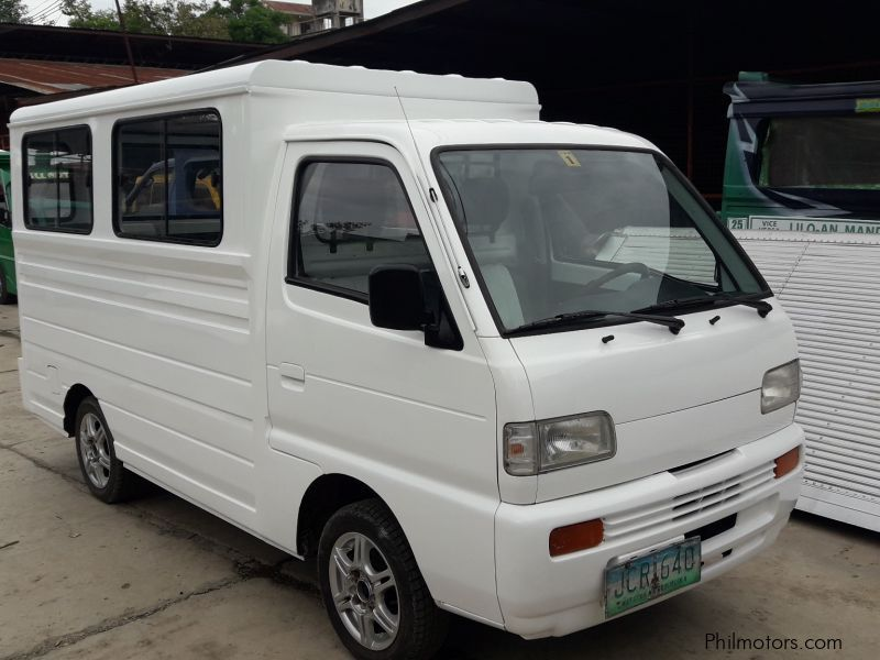 Used Suzuki Multicab Scrum FB type Extended  for sale in Misamis Oriental