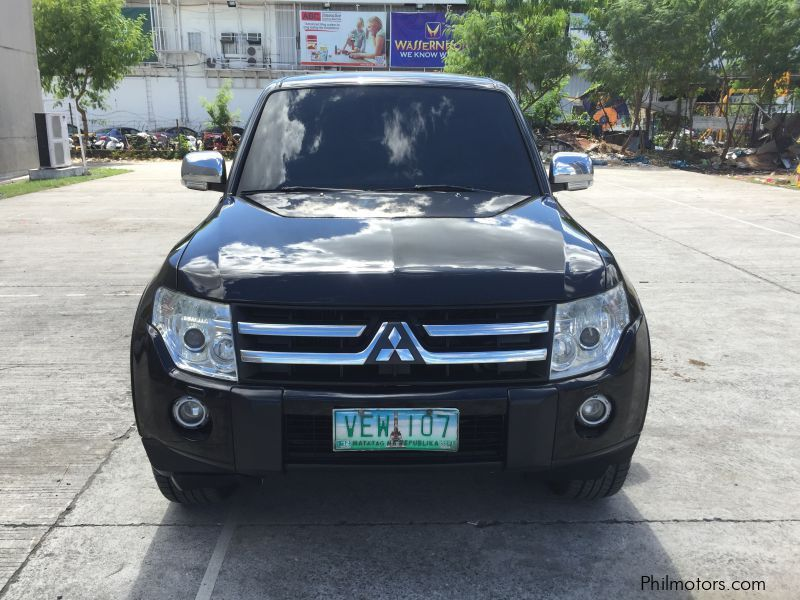 Used Mitsubishi Pajero for sale in Pasig City