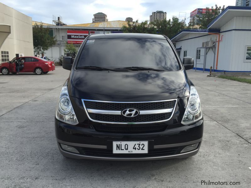 Used Hyundai Starex Gold for sale in Pasig City