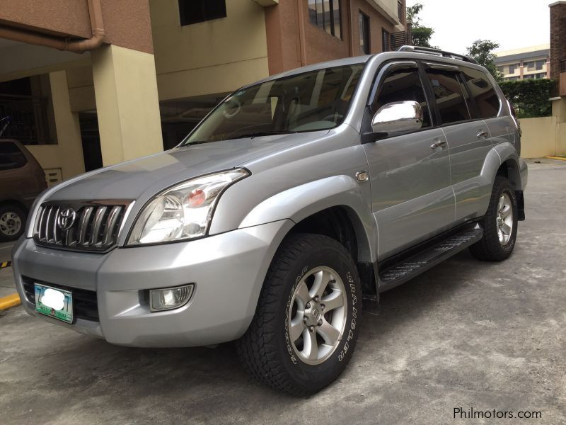 Used Toyota Landcruiser Prado VX  for sale in Quezon City