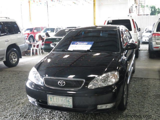 Used Toyota Altis G for sale in Muntinlupa City