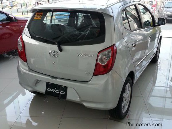 New Toyota Wigo 1.0 G  for sale in Rizal