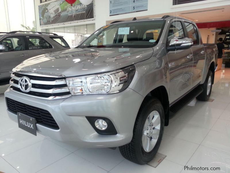New Toyota Hilux G  for sale in Rizal