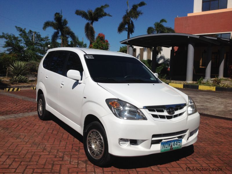 Used Toyota Avanza for sale in Quezon
