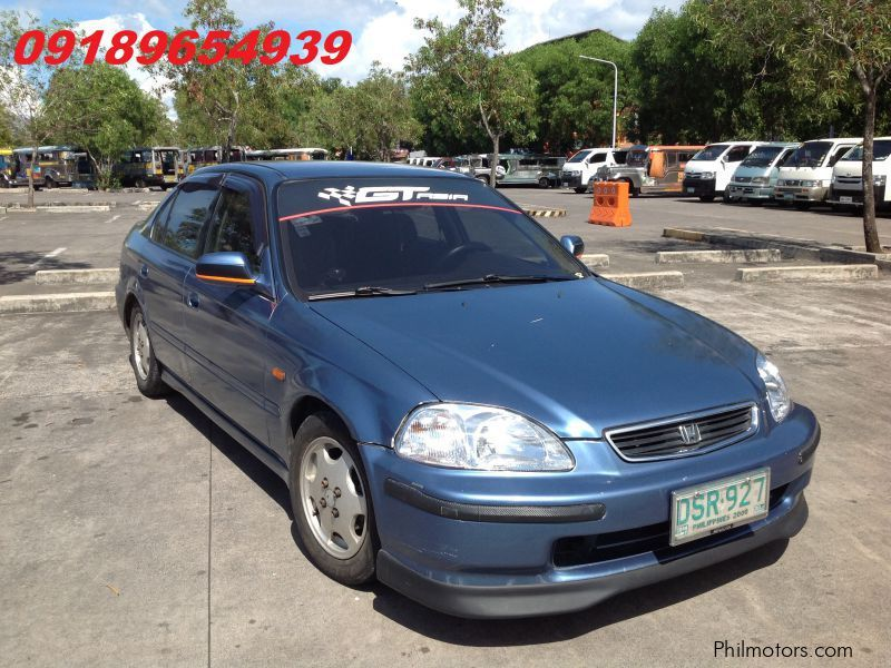Used Honda Civic for sale in Quezon