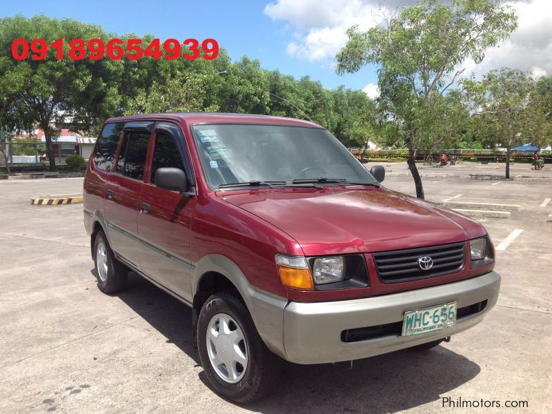 Used Toyota Revo for sale in Quezon