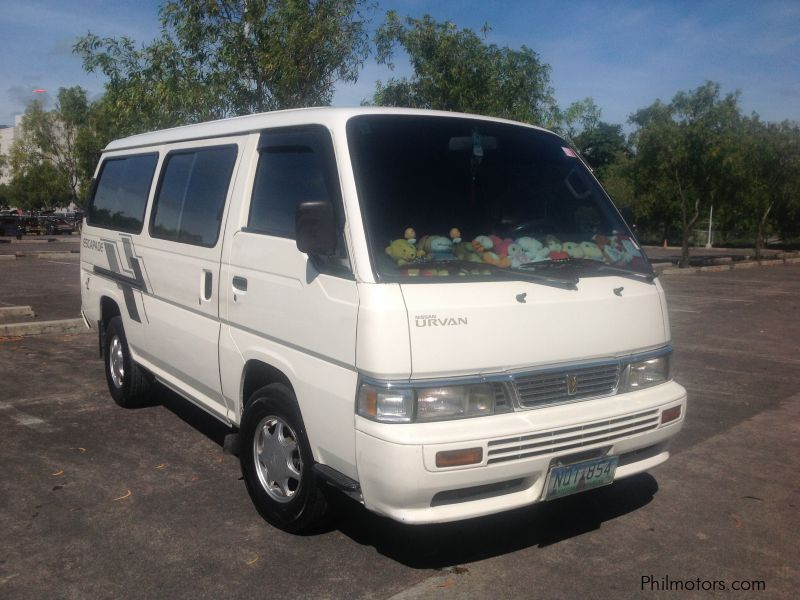 Used Nissan Urvan Shuttle for sale in Quezon