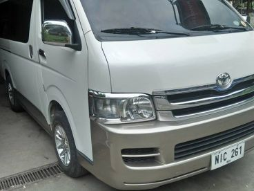 Pre-owned Toyota Hiace GL Grandia for sale in
