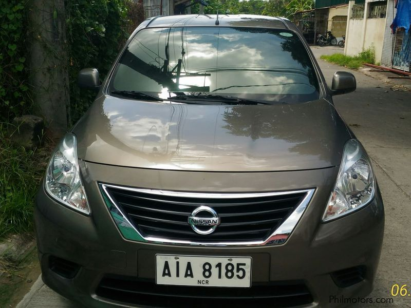 Pre-owned Nissan Almera for sale in Quezon