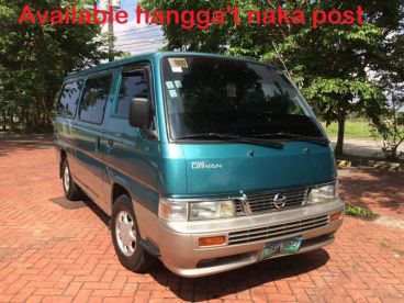 Pre-owned Nissan URVAN ESCAPADE for sale in