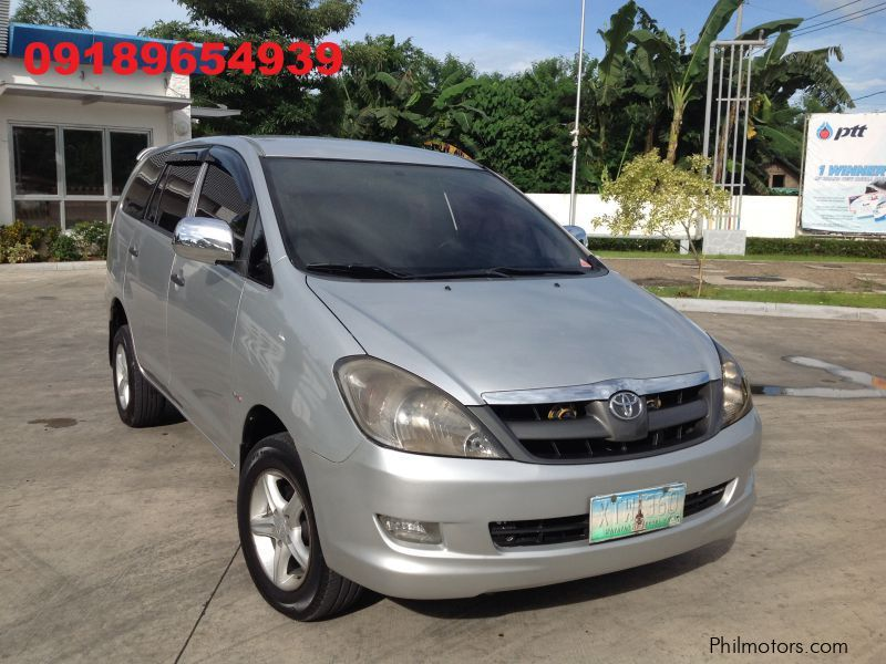 Used Toyota Innova for sale in Quezon
