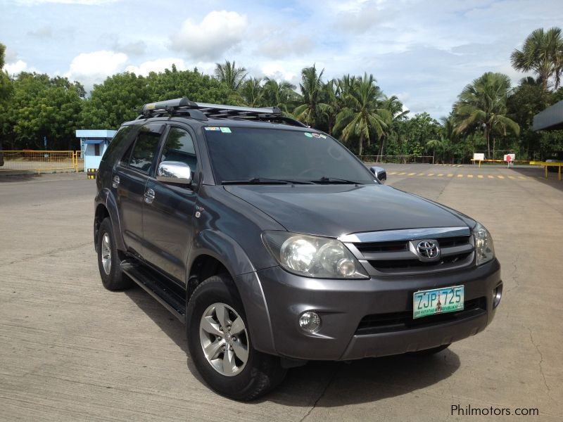 Used Toyota Fortuner for sale in Quezon