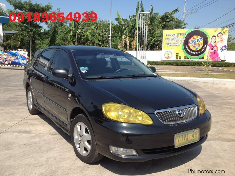 Used Toyota Altis for sale in Quezon