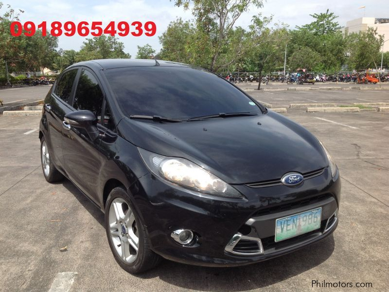 Used Ford Fiesta for sale in Quezon