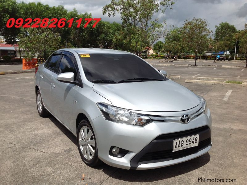 Pre-owned Toyota Vios for sale in Quezon