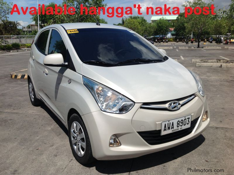 Pre-owned Hyundai eon for sale in