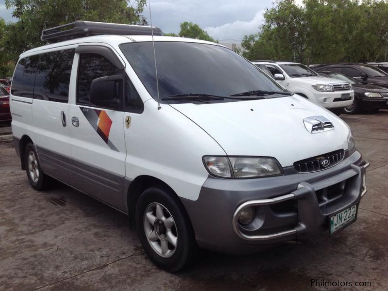 Used Hyundai Starex for sale in Quezon