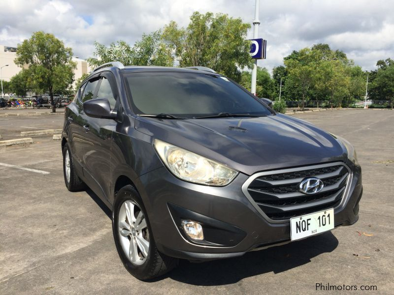 Used Hyundai Tucson for sale in Quezon