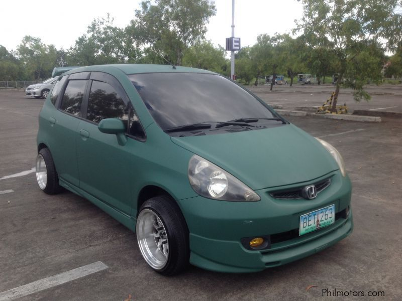 Used Honda Fit for sale in Quezon