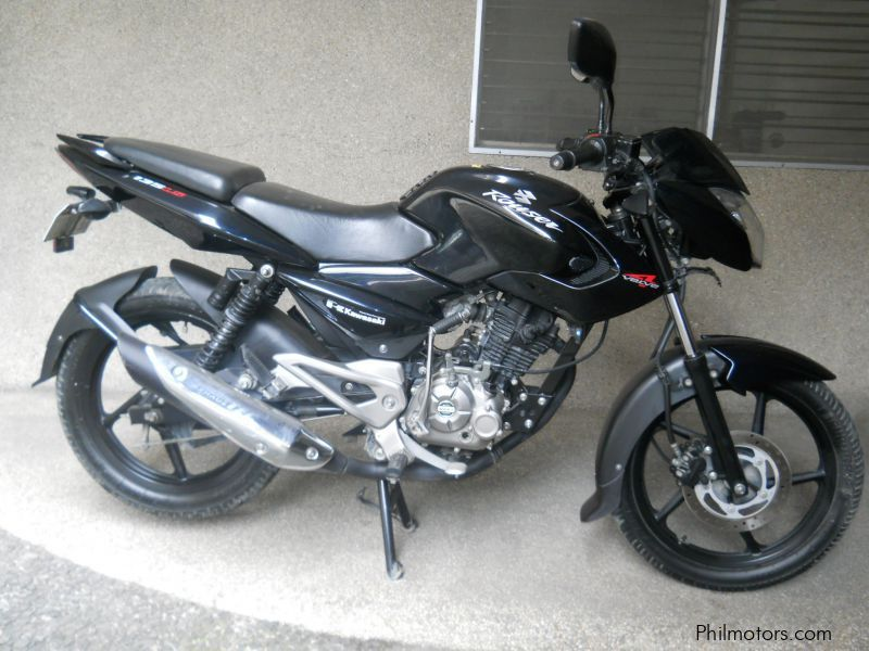 Used Kawasaki Rouser 135 for sale in Cebu