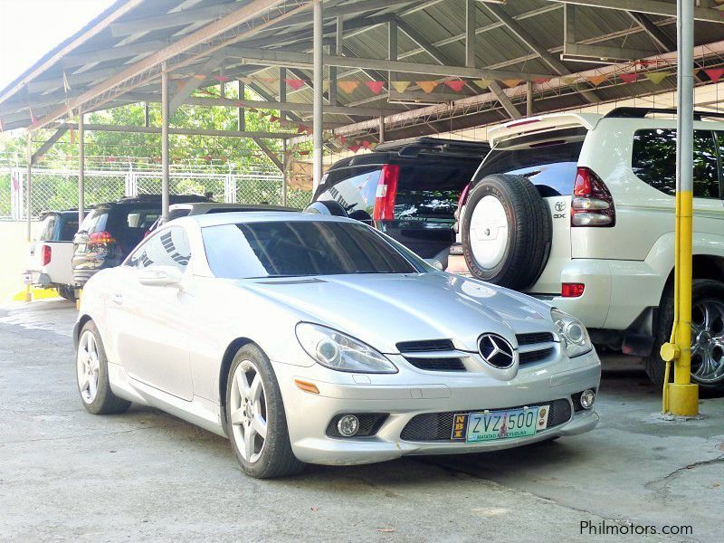 Used Mercedes-Benz SLK 350 for sale in Cebu