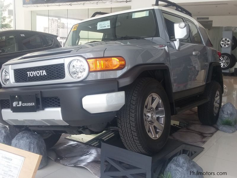 New Toyota Toyota FJ Cruiser for sale in