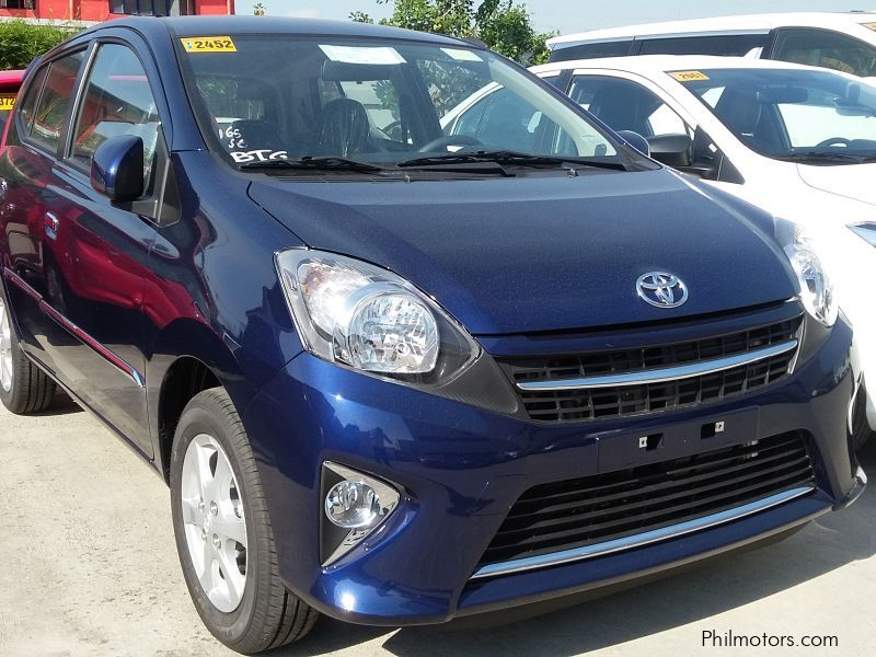 New Toyota Toyota Wigo for sale in