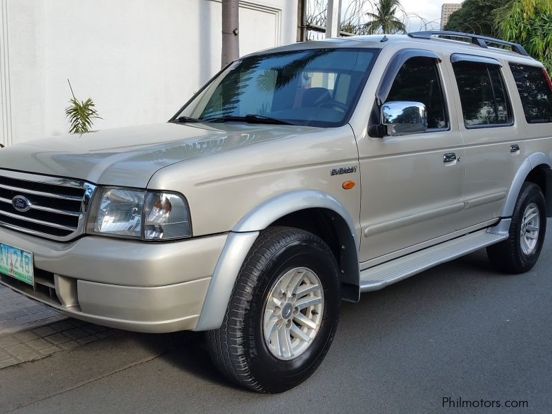Used Ford Everest for sale in Quezon City