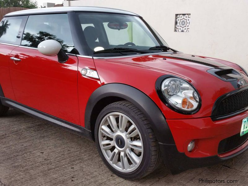 Used Mini Cooper S for sale in Quezon City