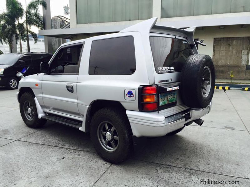 Used Mitsubishi Pajero Fieldmaster 3door for sale in Cavite