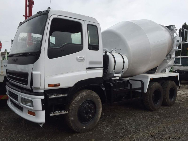 Used Isuzu mixer for sale in Cavite