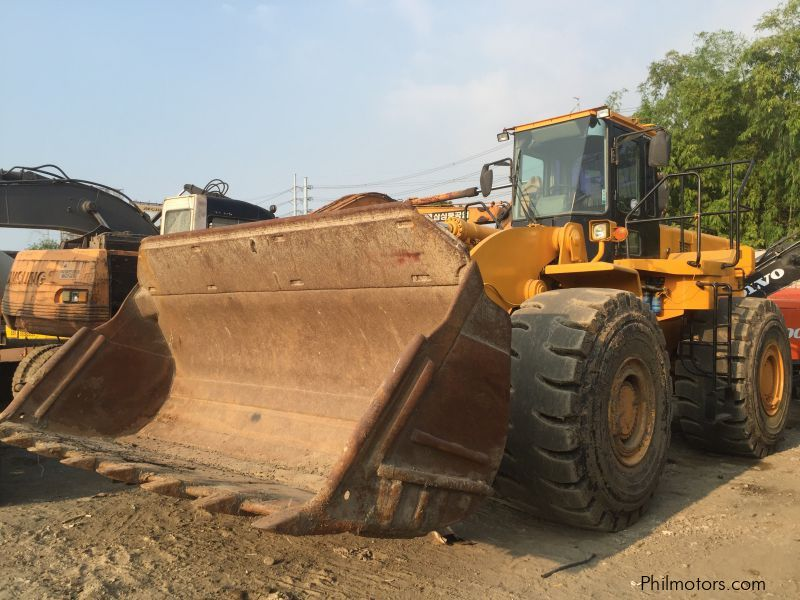 Used Hyundai payloader for sale in Cavite