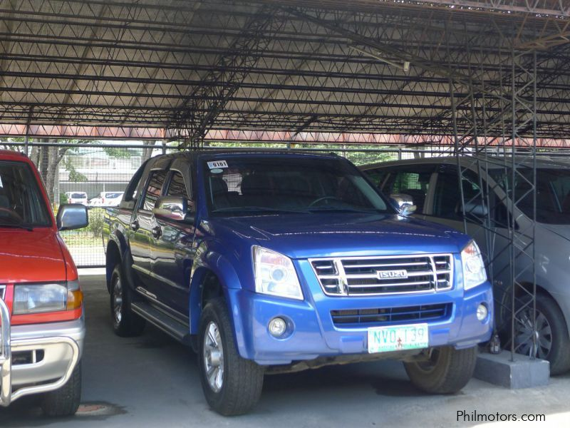 Used Isuzu D-max for sale in Cebu