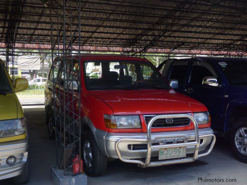 Used Toyota Revo for sale in Cebu